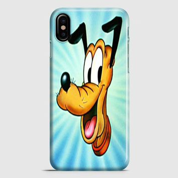 Classic Mickey Mouse And Donald Duck iPhone X Case