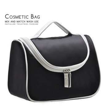 Hot Sale Beauty On Sale Hot Deal Thicken Waterproof Toiletry Kits Outdoors Storage Travel Make-up Bag [8116028103]