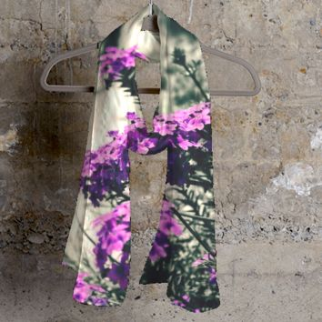 The FLower Scarf
