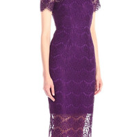 Cupshe Fashion Lady Lace Dress