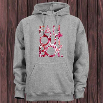 Fall Out Boy Florist Hoodie Sweatshirt variant color Unisex size