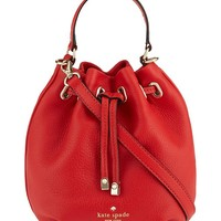 KATE SPADE - Wyatt leather bucket bag | Selfridges.com