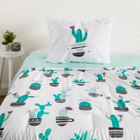 Twin XL - Cactus 2-Piece Comforter Set | Comforter Sets | rue21