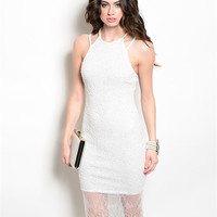 Nightingale Lace Dress