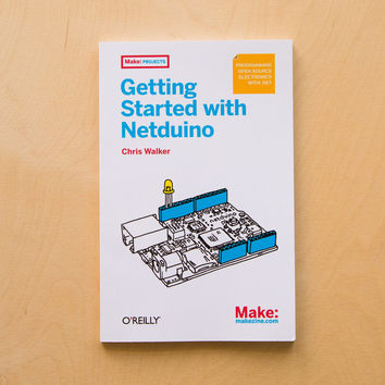 Getting Started with Netduino, 1Ed (PDF)