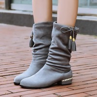 Hot Deal On Sale Anti-skid Shoes Casual Boots [120848908313]