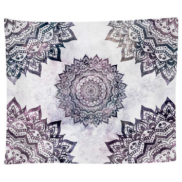 Jewel Mandala Tapestry