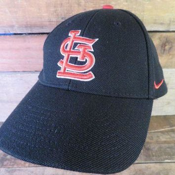 ICIK7BE Nike St Louis CARDINALS MLB Adjustable Baseball Hat Adult Cap