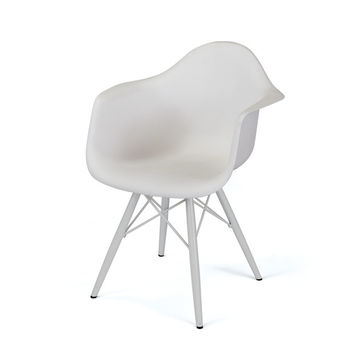 White Samantha Chair (Set of 4)