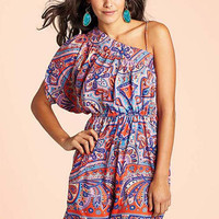 Lyra Paisley Dress