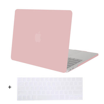 Mosiso Protective Hard shell Case Cover for Macbook Pro 13 inch with or no Touch Bar With Retina Display 2016 New A1706 A1708