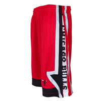 Chicago Bulls Strobe Shorts - Red