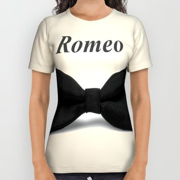 Romeo All Over Print Shirt by Azima