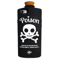 Poison 3D iPhone 5/5S Case (Black)