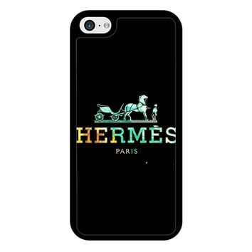 Hermes Logo iPhone 5/5S/SE Case