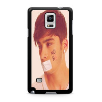 stop the hate on zayn Note 4 Case