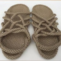 Women's Natural Classic Rope