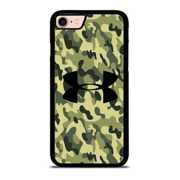 CAMO BAPE UNDER ARMOUR iPhone 8 Case Cover