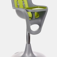 Infant Boon 'Flair' Pedestal High Chair - Grey