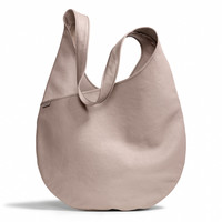 BLEECKER XL SLING BAG IN LEATHER