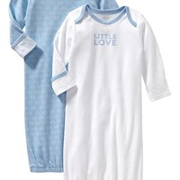 Old Navy Sleeping Gown 2 Packs For Baby