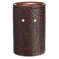 Cobbled Leather Scentsy Warmer DELUXE