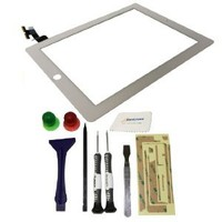 Zeetron Ipad 2 White Screen Digitizer Repair Kit Do It Yourself-10 pack Kit