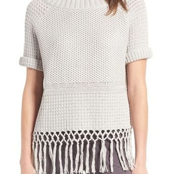 Current/Elliott The Peggy Cotton Sweater | Nordstrom