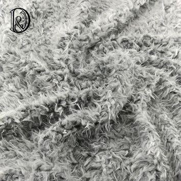 150x100cm New Arrival Jacquard Faux Fur Fabric Photography Newborn Photographic Backdrops Newborn Props Blanket Basket Stuffer