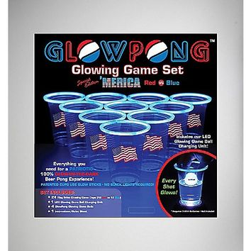 America Glow Game Set - Spencer's