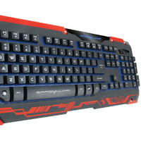Dragonwar GKM-001 SENCAIC Professional Gaming Keyboard and Mouse Combo Set
