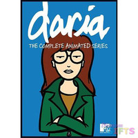 DARIA:COMPLETE ANIMATED SERIES