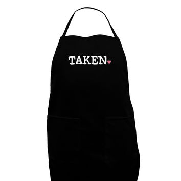 Taken Plus Size Apron by
