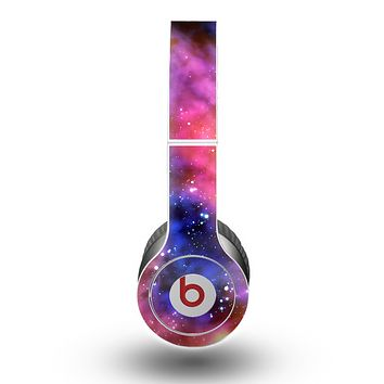 The Super Nova Neon Explosion Skin for the Beats by Dre Original Solo-Solo HD Headphones