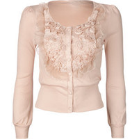 ANM Ruffle Womens Sweater 190192350 | sweaters & cardigans | Tillys.com