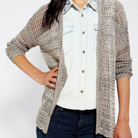 Urban Outfitters - Staring At Stars Open-Stitch Crochet Cardigan