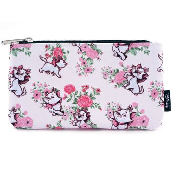 The Aristocats Marie Floral Pencil Case by Loungefly