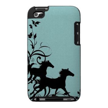 Galloping Horse Ipod case from Zazzle.com