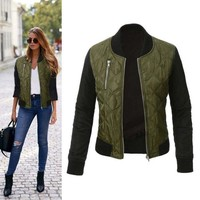 Laura Bomber Jacket