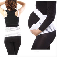 Maternity Waist Abdomen Support Belt Pregnancy Belly = 1947022532