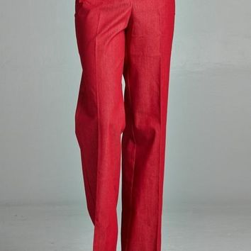Larry Levine womens Casual to Dress Pants