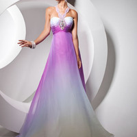 Bella Boutique :: *Dresses :: Prom Dresses :: Purple Prom Dresses :: Tony Bowls Paris 113714 Dress