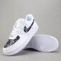 Trendsetter Lv X Nike Air Force 1'07  Women Men Fashion Casual  Low-Top  Shoes