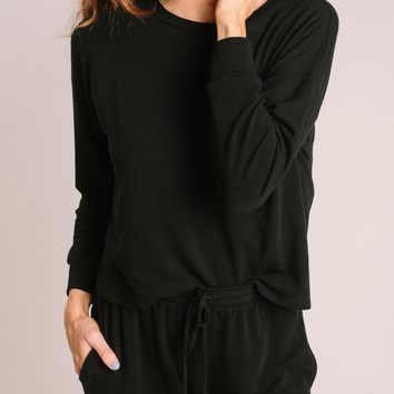 Poppy Lounge Crew Neck Sweater