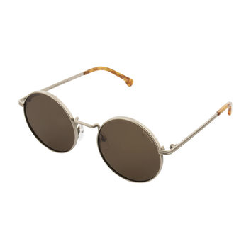 Lennon Crafted White Gold Sunglasses