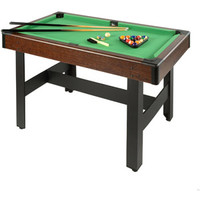 "Walmart: Voit Billiards 48"" Pool Table With Accessories"
