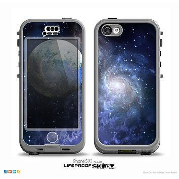 The Foreign Vivid Planet Skin for the iPhone 5c nüüd LifeProof Case