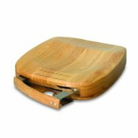 Picnic Time Herb 12 by 9-Inch Chop Block Set