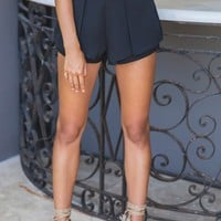 Lola Shorts Black - As Seen On...