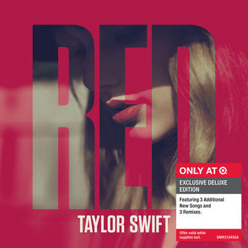 Taylor Swift - Red Exclusive Deluxe - Only at Target